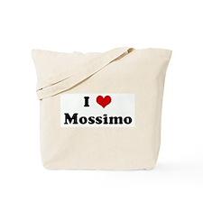 I Love Mossimo Tote Bag