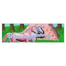 Shunnn Bumper Bumper Sticker
