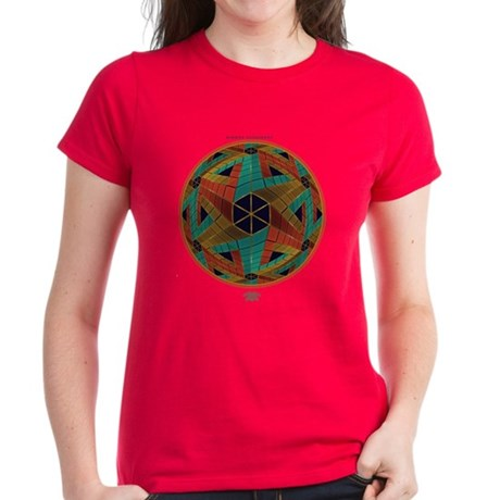 The Impossible Sphere Women's Dark T-Shirt