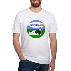 Onomatopoeia Cow Shirt