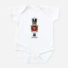 Funny Nutcracker Infant Bodysuit