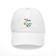 Jailyn Lives for Golf - Baseball Cap