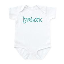 Dyslexic Infant Bodysuit