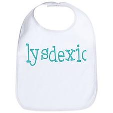 Dyslexic Bib