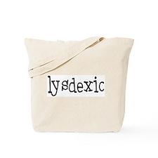 Dyslexic Tote Bag
