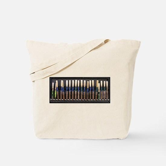Reed Case Tote Bag