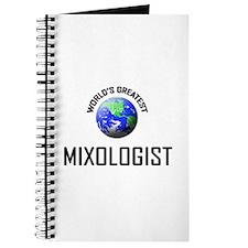 World's Greatest MIXOLOGIST Journal