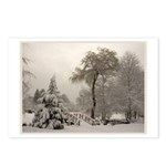 Winter Landscape Photo Postcards (Package of 8)