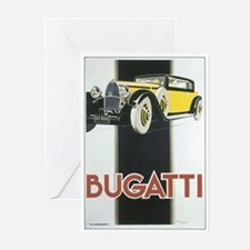 Bugatti Greeting Cards (Pk of 20)