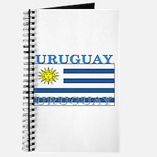 Uruguay Uruguayan Flag Journal