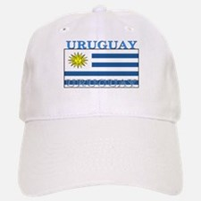 Uruguay Uruguayan Flag Baseball Baseball Cap