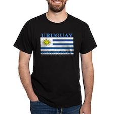 Uruguay Uruguayan Flag T-Shirt