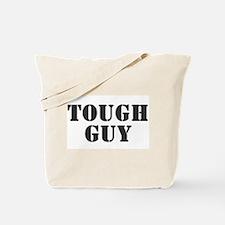 TOUGH GUY Tote Bag