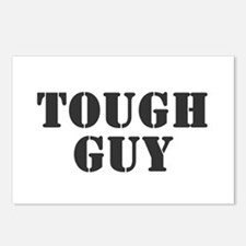 TOUGH GUY Postcards (Package of 8)