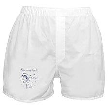 A Little, Prick Boxer Shorts