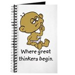 Thinker Baby Journal
