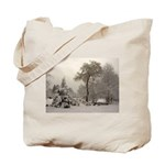 Winter Landscape Photo Tote Bag