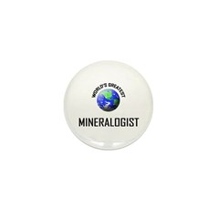 World's Greatest MINER Mini Button (10 pack)