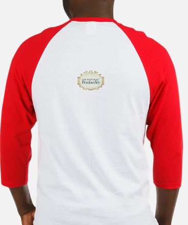 Jane Austen Christmas Gaieties Baseball Jersey