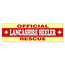 LANCASHIRE HEELER Bumper Bumper Sticker