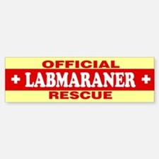 LABMARANER Bumper Bumper Bumper Sticker