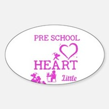 I teach at pre shoool T-shirt Decal
