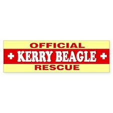 KERRY BEAGLE Bumper Bumper Sticker