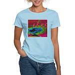 Quadtopia Sunrise Women's Light T-Shirt