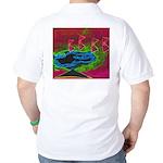 Quadtopia Sunrise Golf Shirt