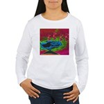Quadtopia Sunrise Women's Long Sleeve T-Shirt