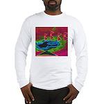 Quadtopia Sunrise Long Sleeve T-Shirt