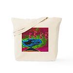 Quadtopia Sunrise Tote Bag