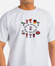 DrinkAroundTheWorld T-Shirt