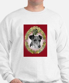 Fox Terrier Christmas Sweatshirt