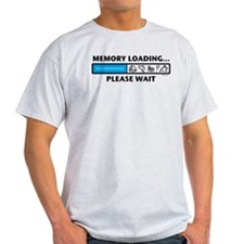 Memory Loading Guy T-Shirt