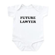 Unique Lawyer Infant Bodysuit