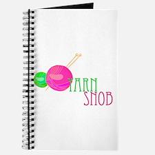 Yarn Snob Journal