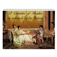 Calendar Of Readers - Wall Calendar