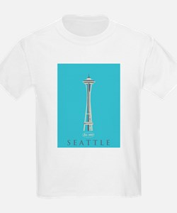 Olympic National Park. T-Shirt