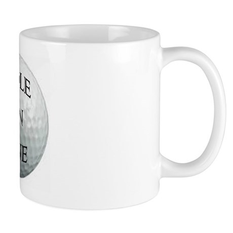 HOLE IN ONE! Golf Mug