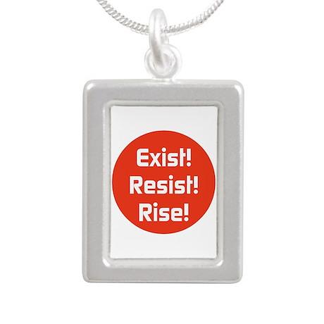 exist! Resist! Rise! Necklaces