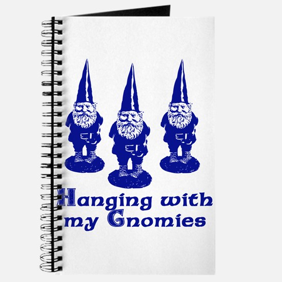 Hanging with my Gnomies Journal