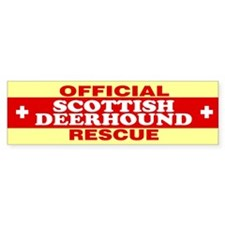 SCOTTISH DEERHOUND Bumper Bumper Sticker