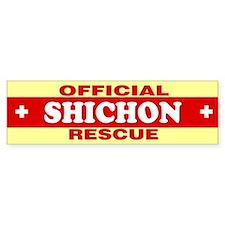 SHICHON Bumper Bumper Sticker