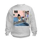 Karlo's Chemo Kids Sweatshirt