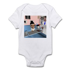 Karlo's Chemo Infant Bodysuit