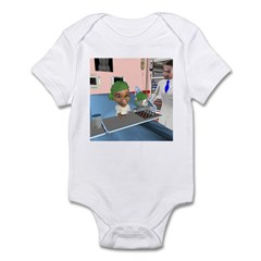 Katrina's Chemo Infant Bodysuit