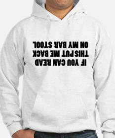 If you can read this... Hoodie