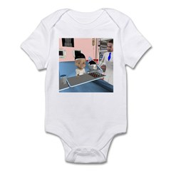 Kevin's Chemo Infant Bodysuit