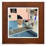 Kevin's Chemo Framed Tile